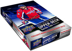 2015-16 Upper Deck Series 2 Hockey Hobby Box