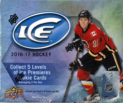 2016-17 Upper Deck Ice Hockey Box