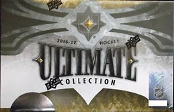 2016-17 Upper Deck Ultimate Hockey Box