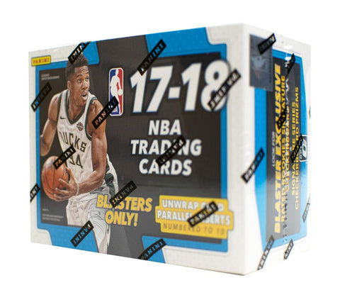2017-18 Panini Optic Basketball Blaster Box