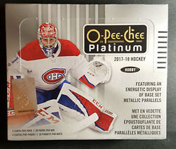 2017-18 O-Pee-Chee Platinum Hockey Box