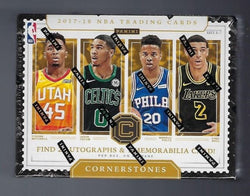 2017-18 Panini Cornerstones Basketball Box