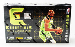 2017-18 Panini Essentials Basketball Box