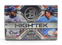 2018 Bowman High Tek Baseball Box