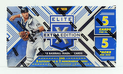 2018 Panini Elite Extra Edition Baseball Case