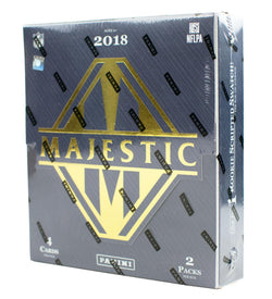2018 Panini Majestic Football Box