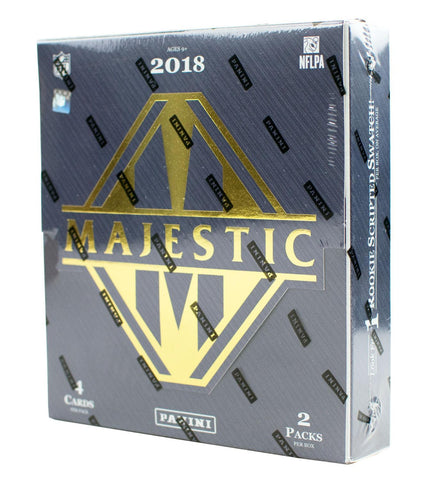 2018 Panini Majestic Football Pack