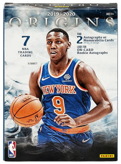 2019-20 Panini Origins Basketball Box