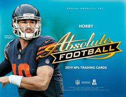 2019 Panini Absolute Football Box
