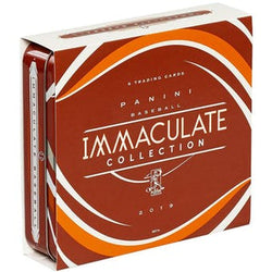 2019 Panini Immaculate Baseball Box