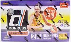 2019 Donruss WNBA Basketball Box