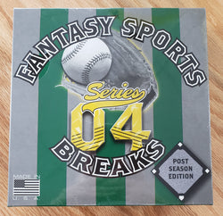 Fantasy Sports Breaks Baseball - Series 4