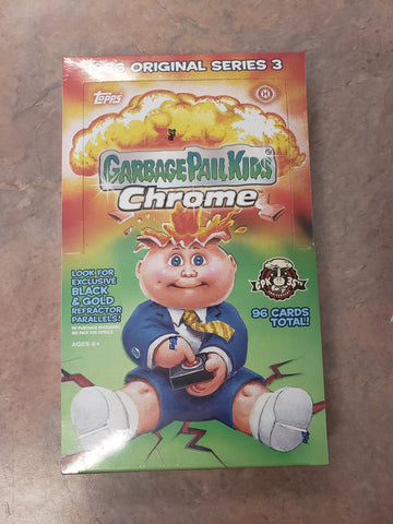2020 Topps Garbage Pail Kids Chrome Hobby Box