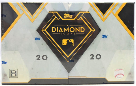 2020 Topps Diamond Icons Baseball Box
