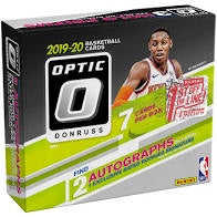 2019-20 Panini Optic Basketball FOTL Box