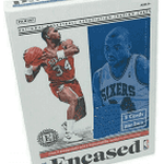 2018-19 Panini Encased Basketball 8 Box Case