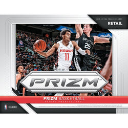 2018-19 Panini Prizm Basketball Retail Case