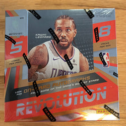 2019-20 Panini Revolution Basketball 8-Box Inner Case