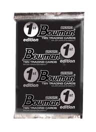 2020 Bowman 1st Edition Baseball Pack