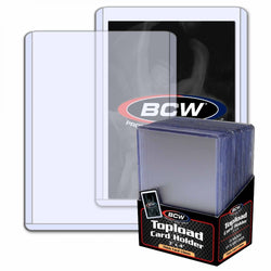 BCW 59pt (1.5MM) THICK TOP LOAD PACK (25)