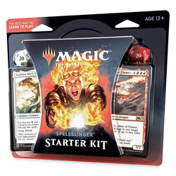 Magic The Gathering Core Set 2020 SPELLSLINGER Starter Kit Deck