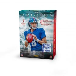 2019 Panini Origins Football First off the Line FOTL