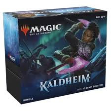 Magic The Gathering Kaldheim Bundle Box