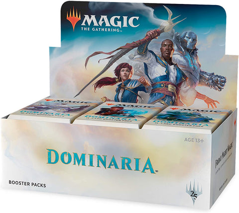 Magic The Gathering Dominaria Booster Box