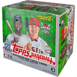 2019 Topps Baseball Series 2 Jumbo Box
