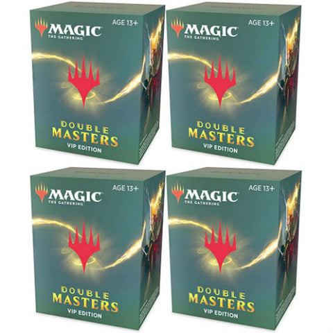 Magic The Gathering Double Masters VIP Edition Inner Box