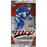 2020-21 Upper Deck MVP Hockey Box