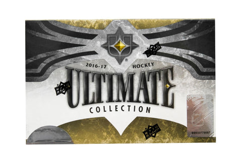 2016-17 Upper Deck Ultimate Hockey 8-box Case