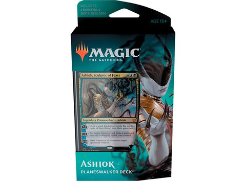 Magic The Gathering Theros Beyond Death Planeswalker Deck Ashiok