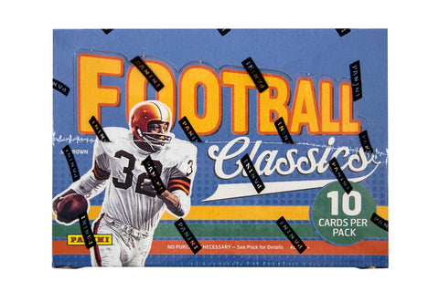 2017 Panini Classics Football Box