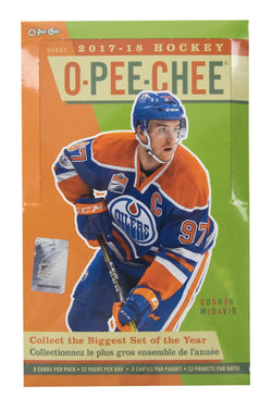 2017-18 Upper Deck O-Pee-Chee Hobby Case