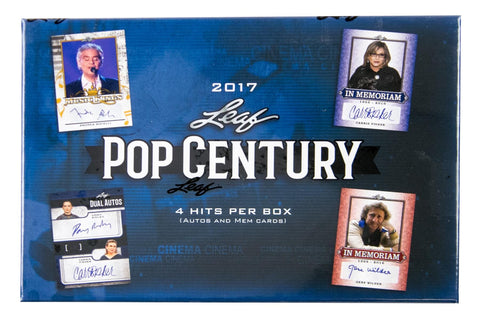 2017 Leaf Pop Century Box