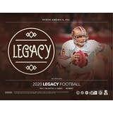 2020 Panini Legacy Football - 24 Box Master Case