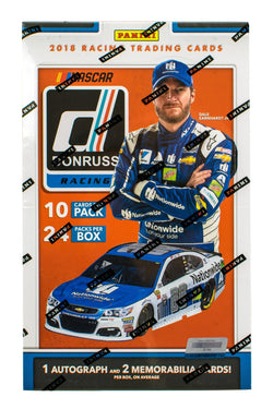 2018 Donruss Racing Box