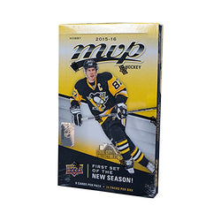 2015-16 Upper Deck MVP Hockey Box