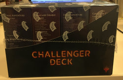 Magic The Gathering Challenger Deck 2020 - Sealed 8 Deck Display
