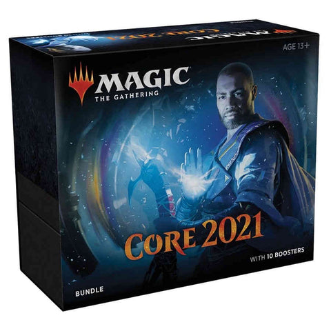 Magic The Gathering Core Set 2021 Bundle Box