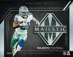 2019 Panini Majestic Football Box