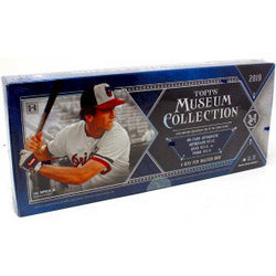 2019 Topps Museum Collection Baseball 12-Box Case