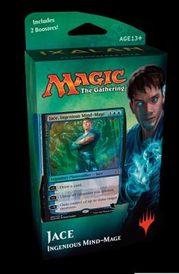 Magic the Gathering Ixalan Planeswalker Deck