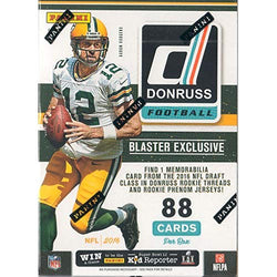 2016 Donruss Football Blaster Box