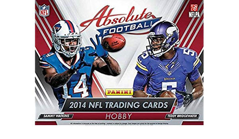2014 Panini Absolute Football Box