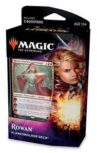 Magic The Gathering Throne of Eldraine Planeswalker Deck Rowan