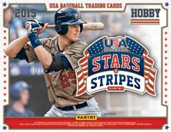 2015 Panini USA Stars and Stripes Baseball Box