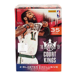 2018-19 Panini Court Kings International Blaster Box