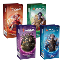 Magic The Gathering Challenger Deck 2020 - 4 Deck Set